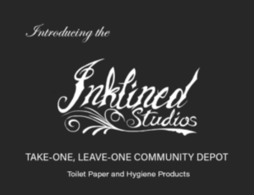 Take-One, Leave-One Community Depot